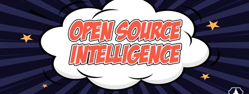 Open-Source-Intelligence